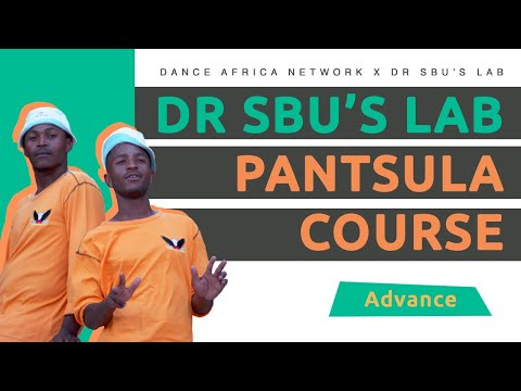 3 Week Online Is' Pantsula Dance Course by Sibusiso Mthembu & David Mokale (Pre-Recorded Classes)