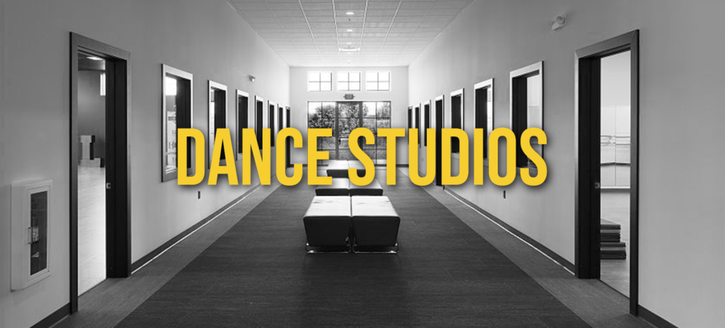 Dance Studios Directory find the one closest or near to you.