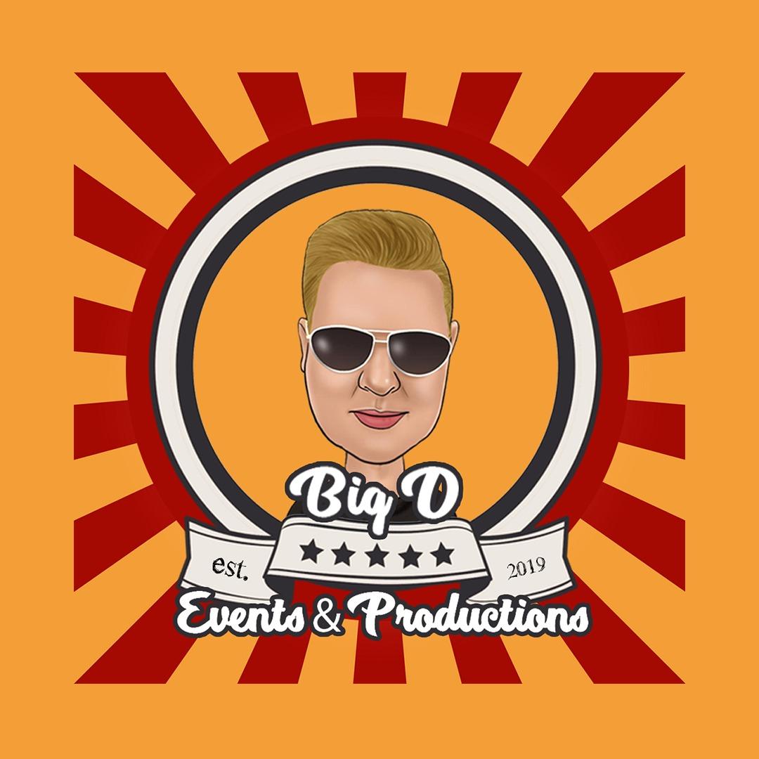 Big D events & productions est. 2019