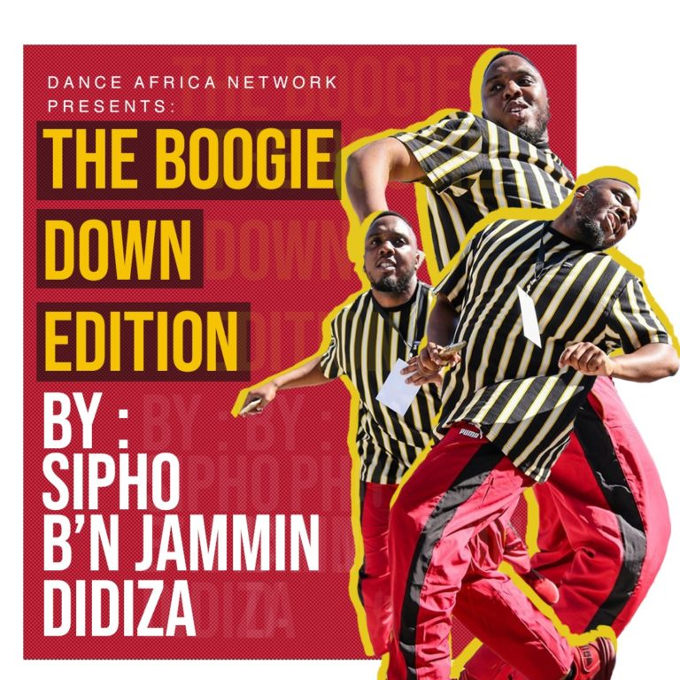 The boogie down edition by Sipho B'n Jammin Didiza