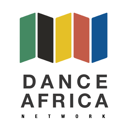 Dance Africa Network logo png
