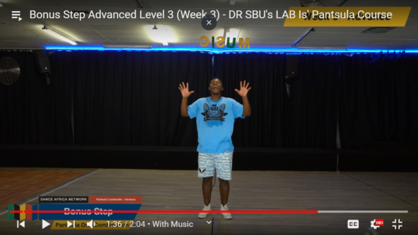Advanced classes for Is' Pantsula, here you will learn about the history of the culture and lifestyle through Is' Pantsula dance. By Sibusiso Mthembu and David Mokale - Dance Rejuvenate Society and Dance Africa Network. Online Dance Courses now available.