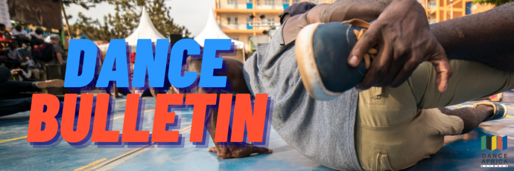 Dance Bulletin is a real-time blogging network for updates by African dancers. Join the conversation & market your dancing news in our public forums. Dance Africa Network