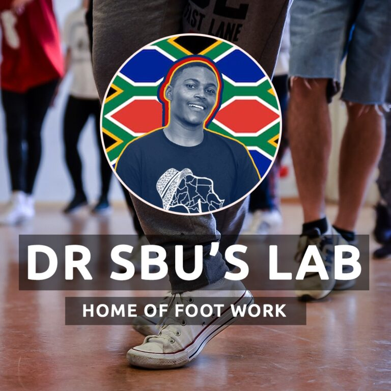 9 Week Online Pantsula Dance Course by Sibusiso Mthembu & David Mokale