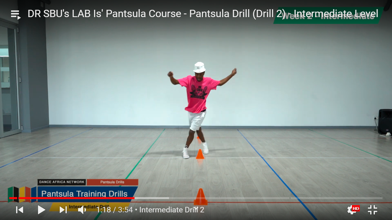 Intermediate classes for Is' Pantsula, here you will learn about the history of the culture and lifestyle through Is' Pantsula dance. By Sibusiso Mthembu and David Mokale - Dance Rejuvenate Society and Dance Africa Network. Online Dance Courses now available.