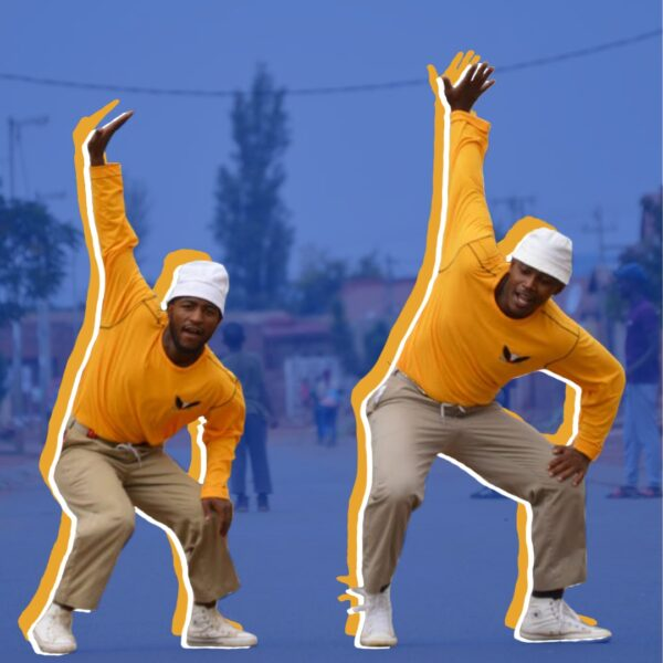 Sibusiso Mthembu & David Mokale Is Advanced Pantsula Dance Course is now online. Get your certificate by professional teachers in South Africa