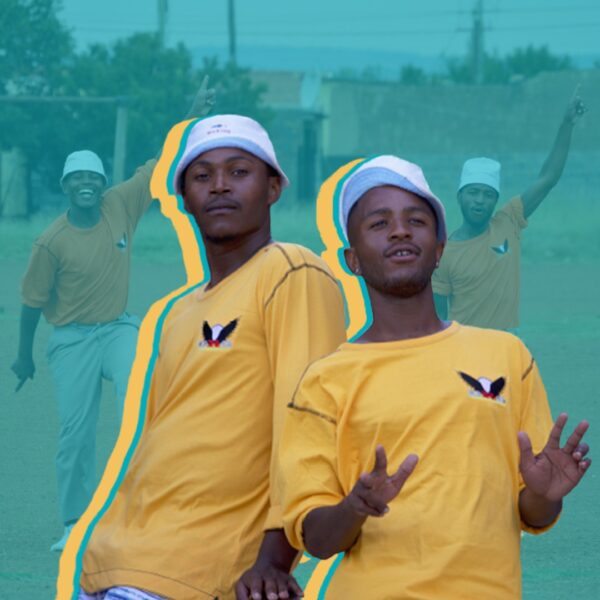 Intermediate online Is' Pantsula dance course by Sibusiso Mthembu & David Mokale. In this course you will receive video footage with classes/lessons for the week to complete. There are weekly tasks and a final test which gets you a certificate.