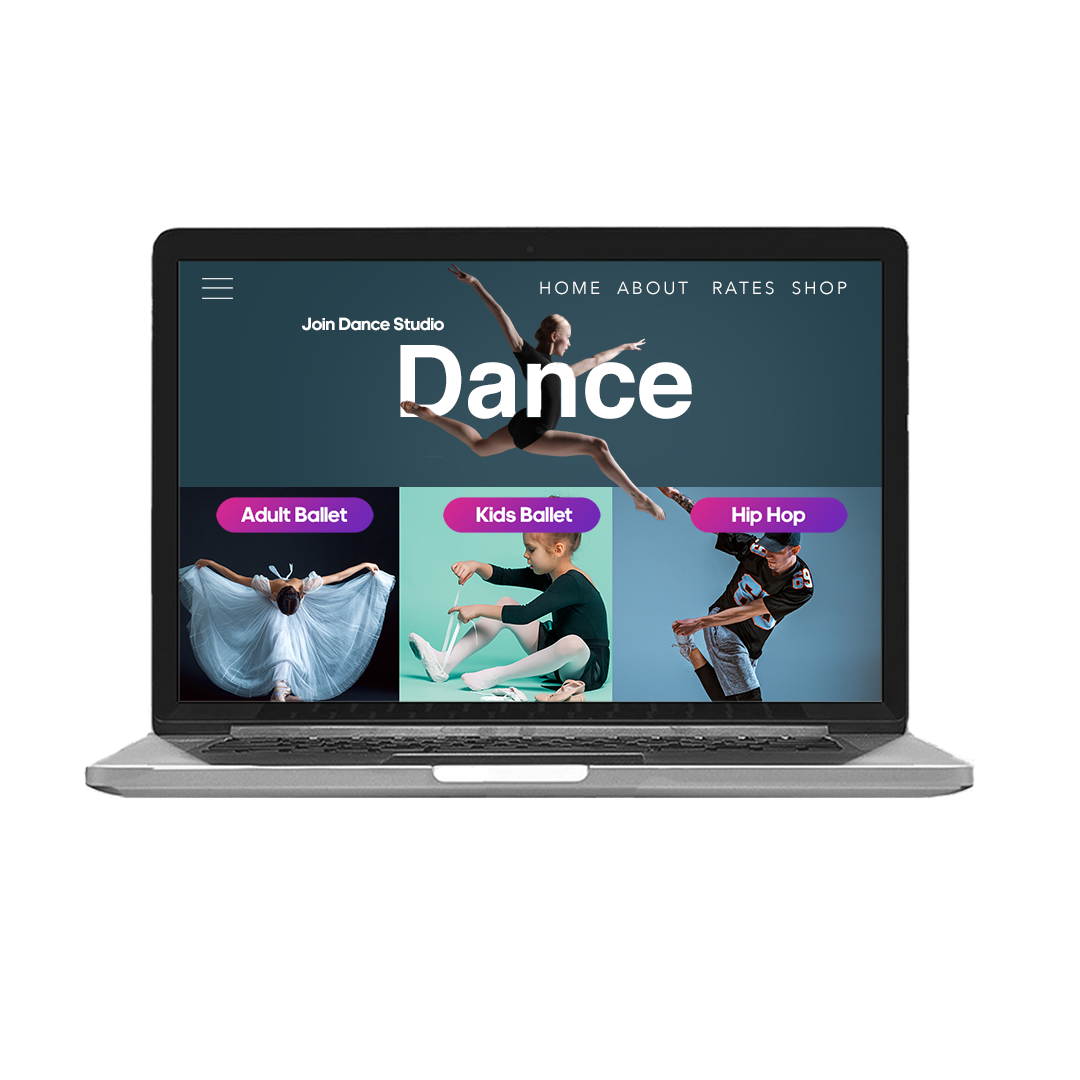 Web Design & Development in South Africa by Dance Africa Network Digital Content Creatives